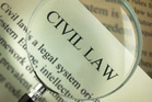 Civil penuciary penalties may be seen as the system being soft on