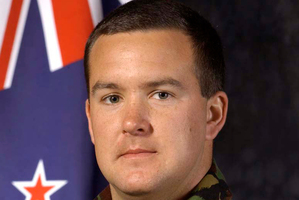The Defence Minister sent inaccurate details to the family of Anzac Day crash victim Ben Carson. Photo / Supplied