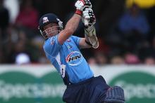 Auckland Aces captain Gareth Hopkins. Photo / Getty Images.
