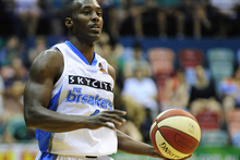 Breakers' point guard Cedric Jackson. Photo / Getty Images.
