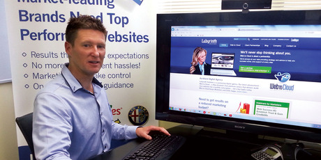 Vaughan Reed of Labrynth Solutions - seek out expert help. Photo / Supplied