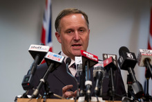 Much of the criticism of the Prime Minister John Key has the all too common tiring of political figures through familiarity. Photo / Mark Mitchell