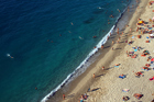 A beach in Calabria, Southern Italy. Photo / Getty Images