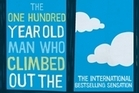 Book cover of The One Hundred Year Old Man Who Climbed Out the Window and Disappeared. Photo / Supplied