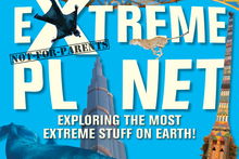 Lonely Planet's Extreme Planet. Photo / Supplied