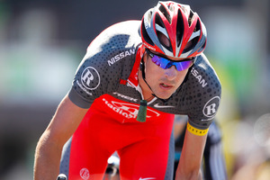Sam Bewley has turned his attention to the road. Photo / Getty Images