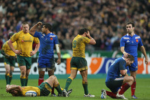 Wallabies' defeat in Paris underlined how paper-thin their playing resources are. Photo / Getty Images 
