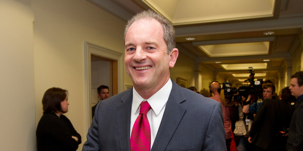 David Shearer. Photo / Mark Mitchell.