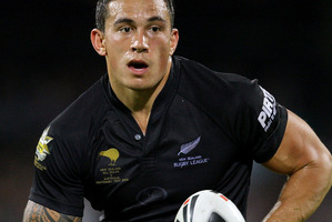 Sonny Bill Williams polarises opinion in Australasia like no other player of his era. Photo / Getty Images