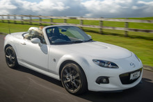 More than 900,000 MX-5s have been sold around the world, making it the best
