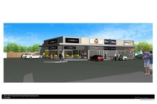 A new Carl's Jr premises nearing completion in Avondale will be similar to this one in St Johns.