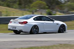 BMW M6  Photo / Supplied