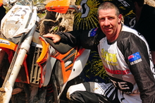 Tokoroa's Sean Clarke is combining individual events into a new series. Photo / Andy McGechan, BikesportNZ.com