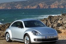 The new generation Beetle has been redesigned to be bigger and better with a wider chassis and lots of extras inside. Photo / Supplied