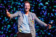 Coldplay frontman Chris Martin. Photo / Getty