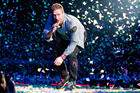 Chris Martin of Coldplay. Photo / Getty Images