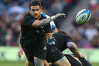 Piri Weepu of the All Blacks. Photo / Getty Images