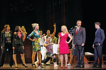 Everyone's favourite aspiring lawyer, Elle Woods, takes her story to the stage in the high-energy hit, <i>Legally Blo