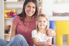 Nannies will have an easier time if they earn the respect of the child quickly. Photo / Getty Images