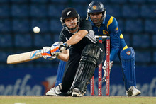 Every match of the Black Caps tour of Sri Lanka has been rain-affected. Photo / Getty Images
