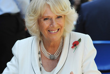 Auckland school kids have planned lunch for Prince Charles and Camilla, the Duchess of Cornwall. Photo / AP