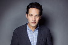 Paul Rudd is taking a turn on Broadway.Photo / File