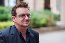 U2 front man Bono. Photo / AP
