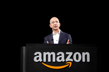 Jeff Bezos, CEO and founder of Amazon. Photo / AP