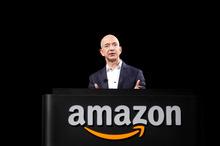 Jeff Bezos, CEO and founder of Amazon. Photo / AP