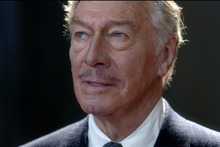 Christopher Plummer portraying John Barrymore in 'Barrymore.' Photo / Supplied