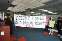 You are destined to be deeply disappointed if you expect any government to make life fair.It's hard to find a comfortable place on either side of the moral divide when it comes to state housing. Photo / Chris Gorman