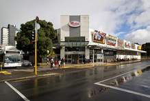 Shore City, Takapuna, looking at attracting international fashion chains to Au