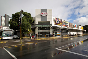 Shore City, Takapuna, looking at attracting international fashion chains to Auckland. Photo / Richard Robinson