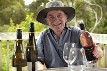 Wine expert Michael Cooper.Photo / Supplied