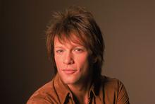Musician Jon Bon Jovi. Photo / Supplied