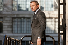 Daniel Craig will take his third turn as Bond in the new flick, Skyfall.Photo / Supplied