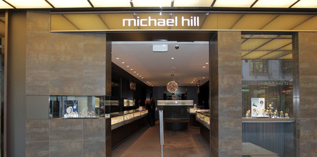 Michael Hill International gained 1.6 per cent yesterday. Photo / Doug Sherring