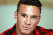 Sonny Bill Williams. Photo /  Doug Sherring