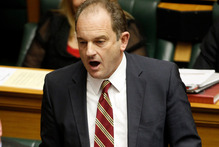 Labour officials advise party activists to not panic as political blogs called for David Shearer's stepping down as Labour leader. Photo / Mark Mitchell