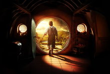 A scene from 'The Hobbit'. Photo / Supplied