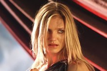 Cameron Diaz shows off her smashing body in the Charlie's Angels films.Photo / Supplied