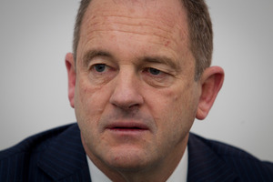Leader David Shearer will give his first conference address tomorrow and try to silence his critics, who have called on him to stand down after less than a year in the job. Photo / Kelly Blizard