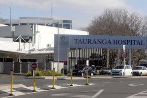 Tauranga Hospital. Photo / Chris Callinan