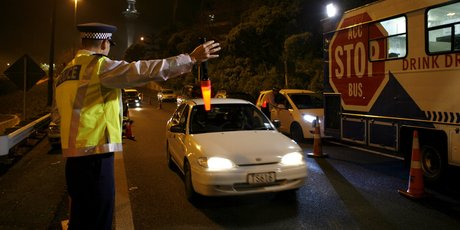 Police face a growing roll call of recidivist drink-drivers. Photo / Dean Purcell