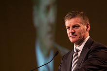 Finance Minister Bill English. Photo / Greg Bowker
