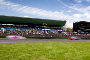 Mark Skaife is determined that Pukekohe should offer more excitement for fans. Photo / NZ Herald