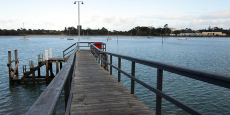 Beach Haven ferry services to start in February. Photo / The Aucklander