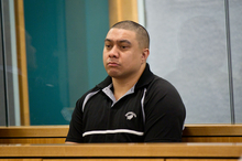 Joel Loffley at the Auckland High Court. Photo / Richard Robinson