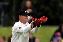Incumbent wicketkeeper Kruger van Wyk. Photo / AP