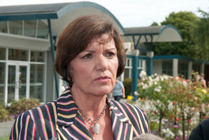 Police and Corrections Minister Anne Tolley. File photo / NZPA